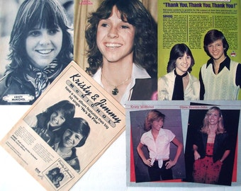KRISTY MCNICHOL ~ Family, Empty Nest, The Pirate Movie, Little Darlings, White Dog ~ Color and B&W Articles, Adverts, Pin-Ups from 1978-1980
