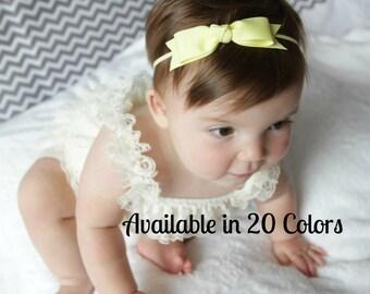 Girls Headbands, Bow Headband, Toddler Headband, Headband, Newborn Headband, Baby Headbands, Baby Bow Headband, Infant Headbands, HB