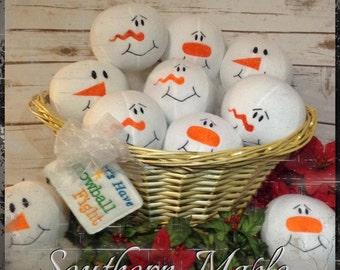 Stuffed Snowballs