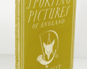 Sporting Pictures of England - Guy Paget - 1946
