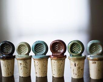 Ceramic Wine Stoppers