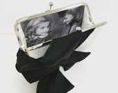 Personalized Gift, Photo Clutch, Wedding Gift, Mother Of The Bride Gift, Mothers Day Gift, Bridesmaid Gift, Bridal gift