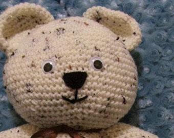 Crochet teddy bear-amigurumi teddy bear plushie/soft toy