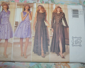 Butterick 4299 Misses Jacket and Dress Sewing Pattern  - UNCUT  Size 16- 18