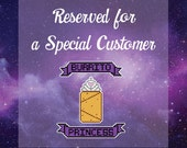 RESERVED - Custom Picture Frame