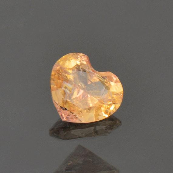 custom cut imperial topaz gemstone from brazil