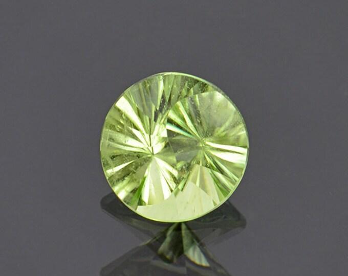 SALE EVENT! Yin Yang Cut Mint Green Peridot Gemstone from Pakistan 2.68 cts.