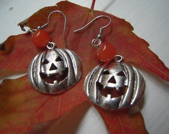 HALLOWEEN EARRINGS pumpkin