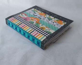 Handmade Journal/Sketchbook/Diary/Notebook with 120 Pages!!