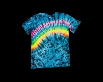 Tie-dye T-shirt : youth xl