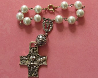 Single Decade First Communion Chaplet