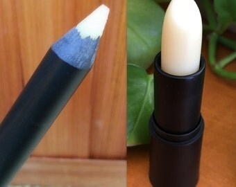 New! CLEAR Lipstick & Liner. Vegan friendly and Cruelty Free.