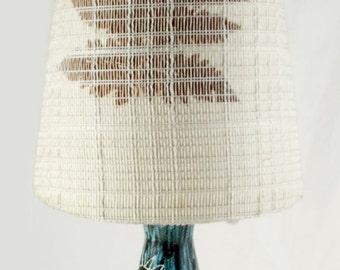 Vintage Dutch design De Gats table lamp mid century