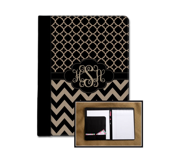 New Job Gifts for Coworkers Personalized Padfolio Custom Portfolio For Employee Monogrammed Notebook Case Business Portfolio Accessories