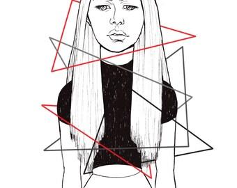 Lines - Print
