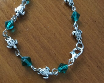 Turtle Bracelet Dark