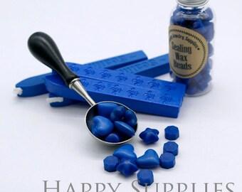 Dodger Blue / Light Blue / Blue Metallic Sealing Wax for Wax Seal Stamp Set