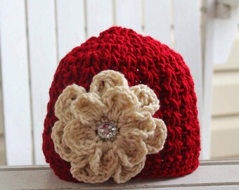 Kids Hats, Baby Hats, Baby Girl Hats,Girl Hats, Flower Hats, Girl Beanies, Baby Beanies, Baby Girl Beanies, Children Hats,  Kids Beanies