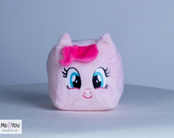Pinkie Pie Plush Cube MLP