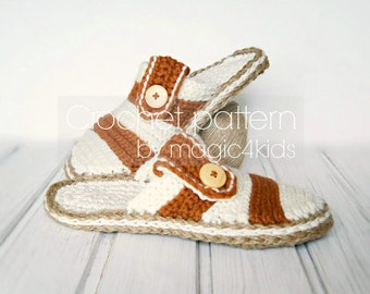 CROCHET PATTERN- men clogs with rope soles,soles pattern included,all men sizes,slippers,loafers,scuffs,adult,all basic CROCHET stitches