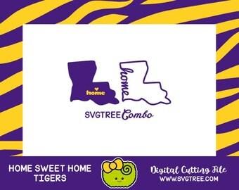Mississippi SVG State Outline SVG State Decor State of