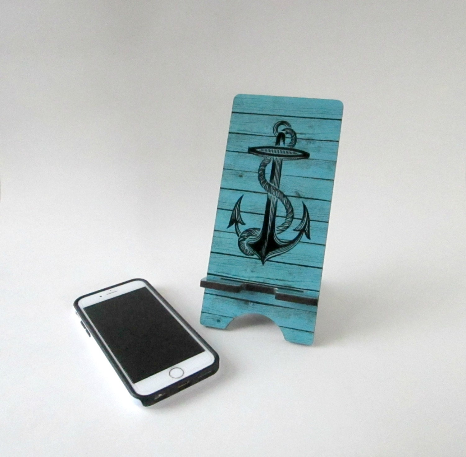 nautical phone stand anchor accessories cell phone holder