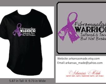Fibromyalgia warrior tattered and torn but not broken, fibro warrior, torn but not broken, fibro shirt, warrior shirt, fibro awareness,