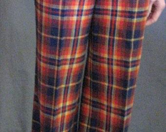 1970's Pendelton Wool Pants