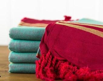 S A L E, Smyrna Turkish Towel, Peshtemal, Beach Towel, Hammam Towel