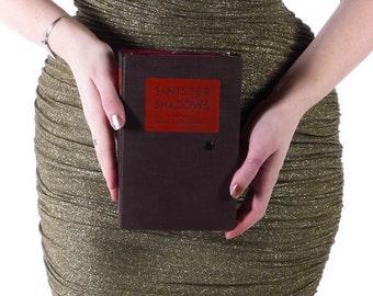 Book Clutch // Vintage Book Purse // Sinister Shadows Book Purse