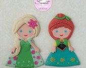 Frozen Fever Elsa and Ann...