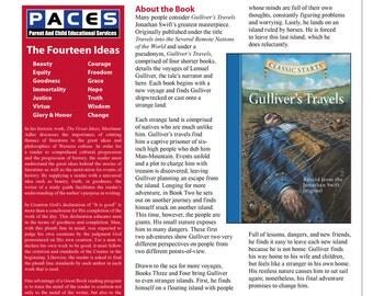 Gullivers travels essay