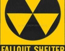 FALLOUT SHELTER PLANS Blueprints How to Build Thermal Nuclear War Wtshtf Poured Concrete Block Book eBook Instant Digital Download .Pdf