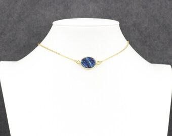 Rough Druzy Necklaces -- Druzy Choker Necklace druzy jewelry supplies wholesale geode bridesmaid necklaces DJ