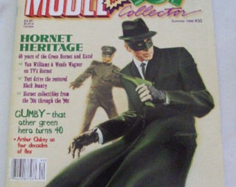 Model & Toy Collector, Summer 1996 Issue, Green Hornet