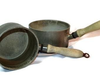 701 Wear Ever, Sauce Pans, Aluminum Pots