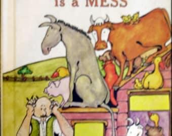 This Flarm is a Mess. Parents Magazine Read Aloud Original