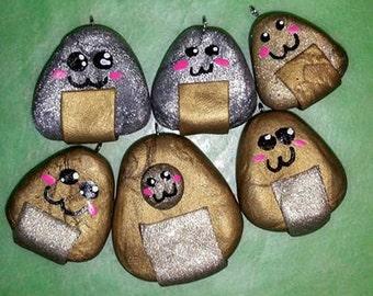 Onigiri (Riceball) Charms