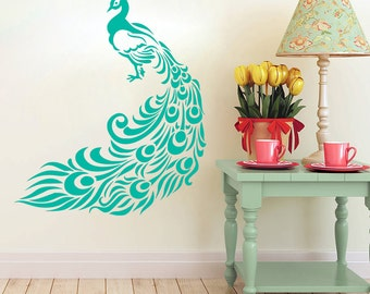 Amazing Bedroom Wall Decal Etsy Largest Home Design Picture Inspirations Pitcheantrous