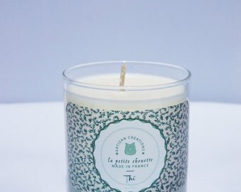 Candle scent The soy wax, 200g