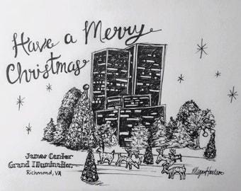 Richmond Christmas Card