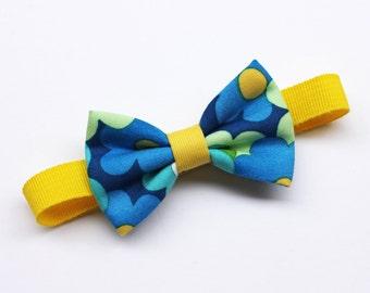 Papillon per bambino a righe blurossosenapeaccessori for Papillon per bambini