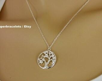 Fox Necklace Silver Rose Gold Gold Necklace By Superbracelets