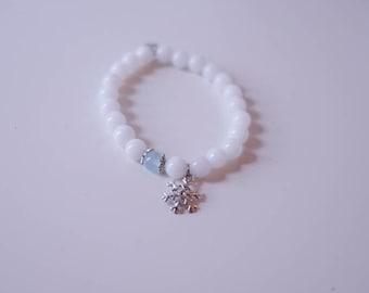 """50% sale Bracelet """"Snow Queen"""""""