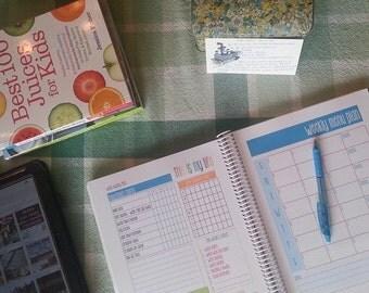 PDF: Purpose 31 Planner {All in One Homemaking Bundle}