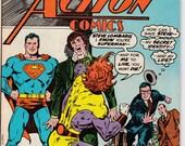 Action Comics #460 - June 1976 Issue - DC Comics - Grade VG