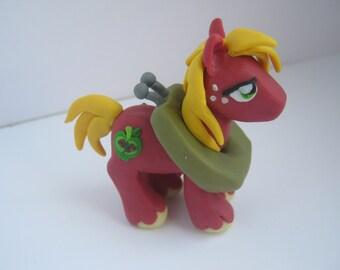 My little pony Big Macintosh Big Maci Big Mac
