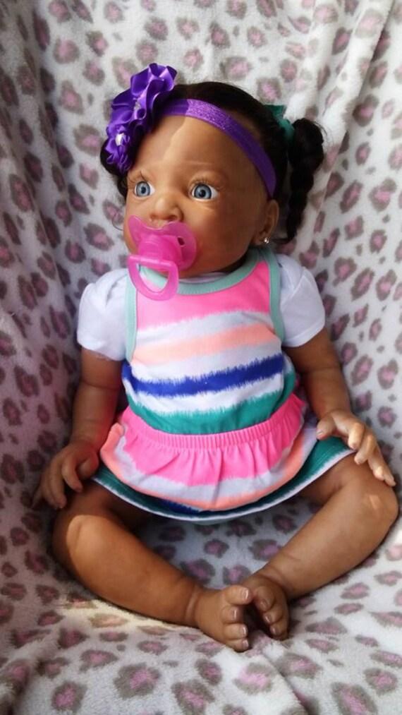 Custom Lulu Reborn Babyaa Reborn By Babyandkidsunlimited