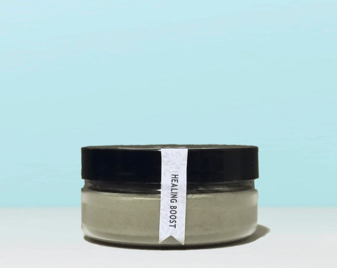 2 oz. Healing Boost Clay Mask (Mud Mask)