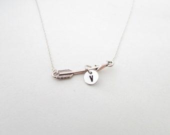 CUSTOM Spear Necklace